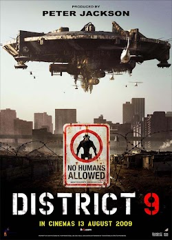 Khu Vực 9 - District 9 (2009) Poster
