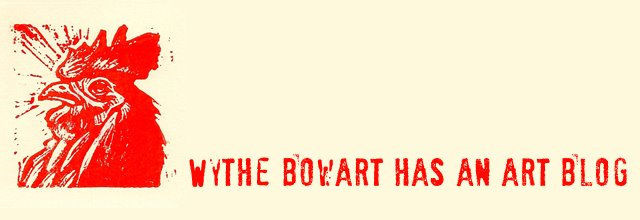Works by Wythe Bowart