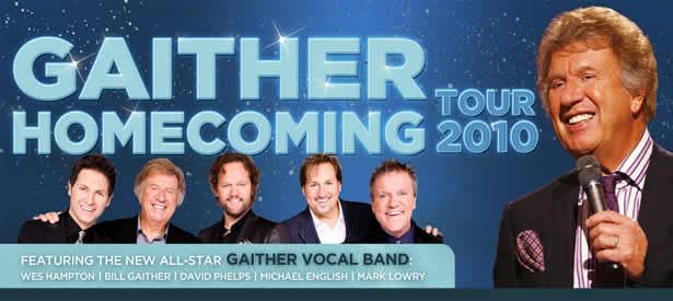 Gaither Homecoming Tour  October