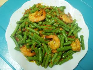 khasiat sayur, kacang panjang
