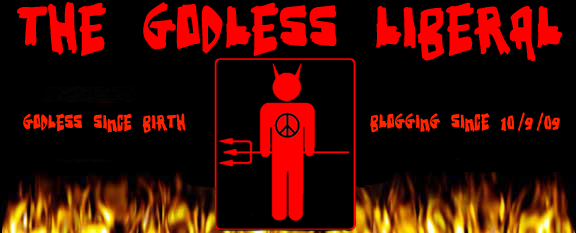 The Godless Liberal
