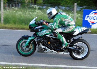 Rico Penzkofer BMW 1200 in Horice - www.300zatacek.cz