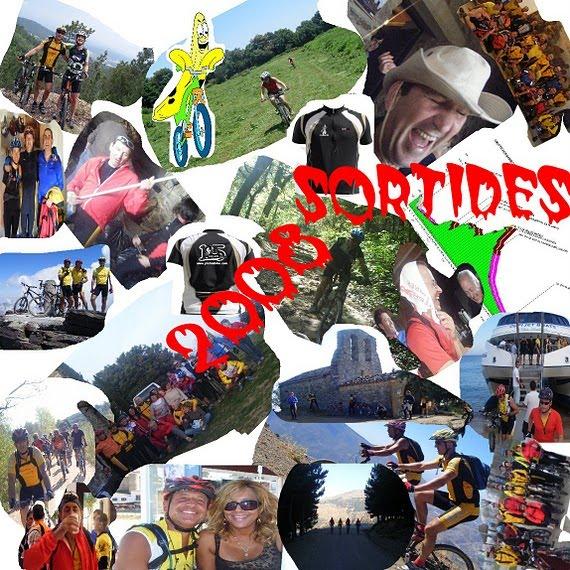 SORTIDES 2008