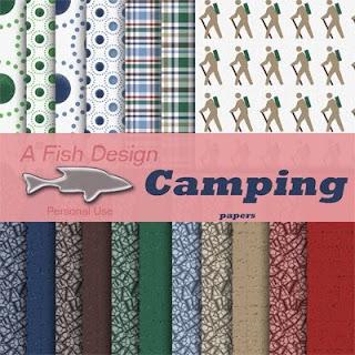 http://afishdesign.blogspot.com/2009/08/camping-kit-papers.html