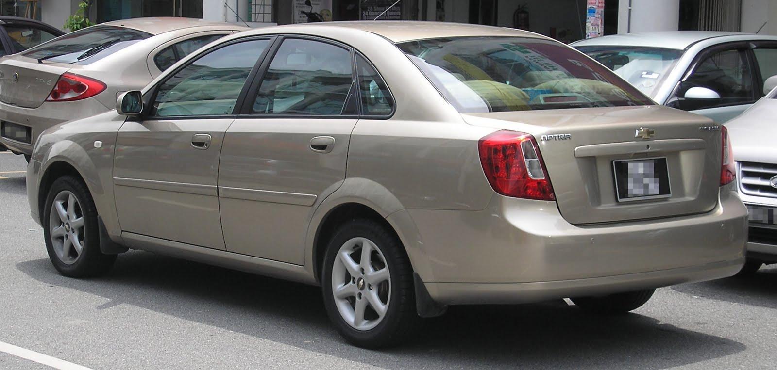 Crazy Vehicles Chevrolet Optra