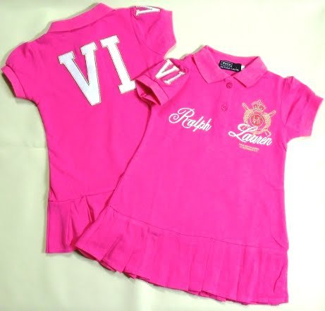 POLO RALPH LAUREN-HOT PINK
