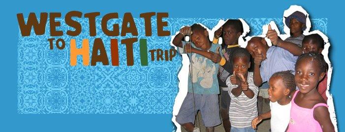 Westgate to Haiti