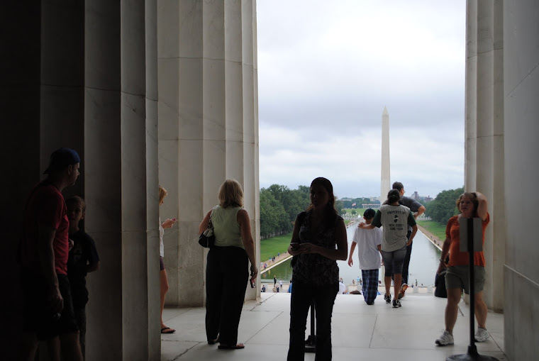 ABRAHAM LINCOLN MEMORIAL,  Washington, District of Columbia 20037