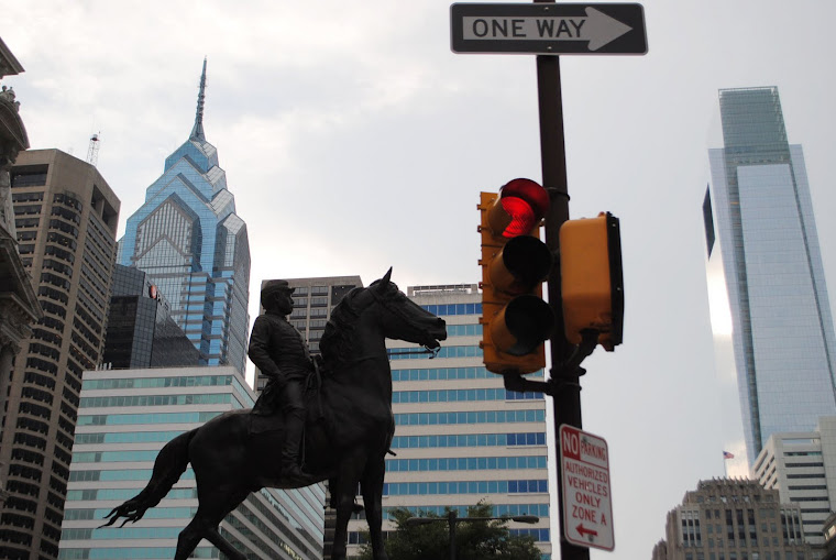 one way, philadelphia, pennsylania