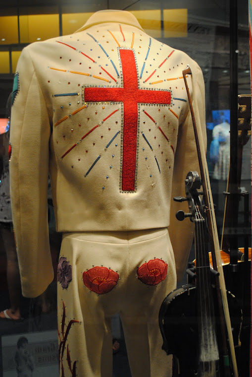 CROCIATA COUNTRY, The Country Music Hall-Fame Museum, Nashville, TN
