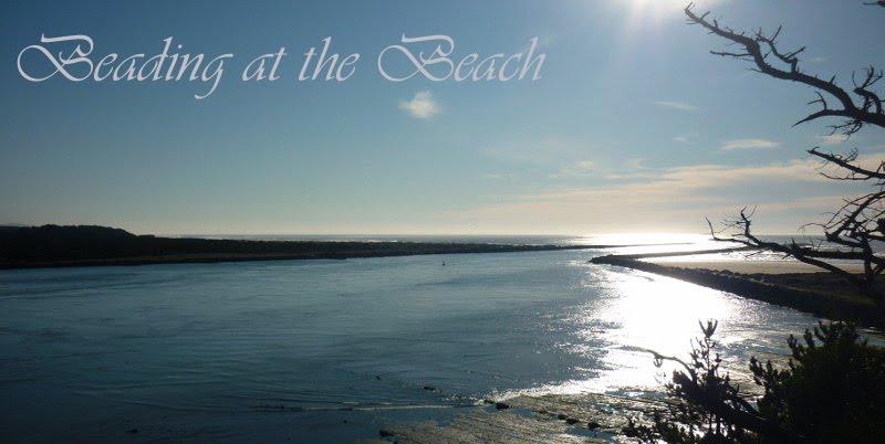 Beading at the Beach