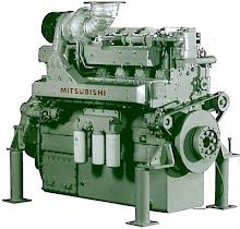 Engine diesel mitsubishi