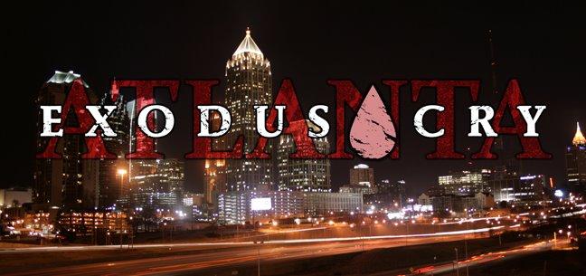 Exodus Cry Atlanta