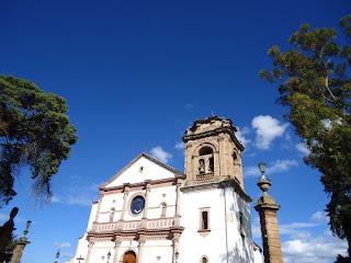 Basilica de Nuestra Señora de la Salud en Patzcuaro