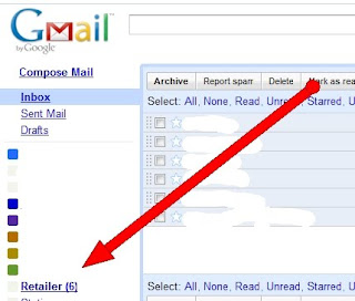 Organize your email with Gmail filters