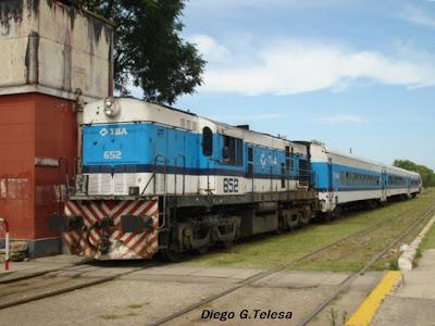 Ferrocarril General Sarmiento