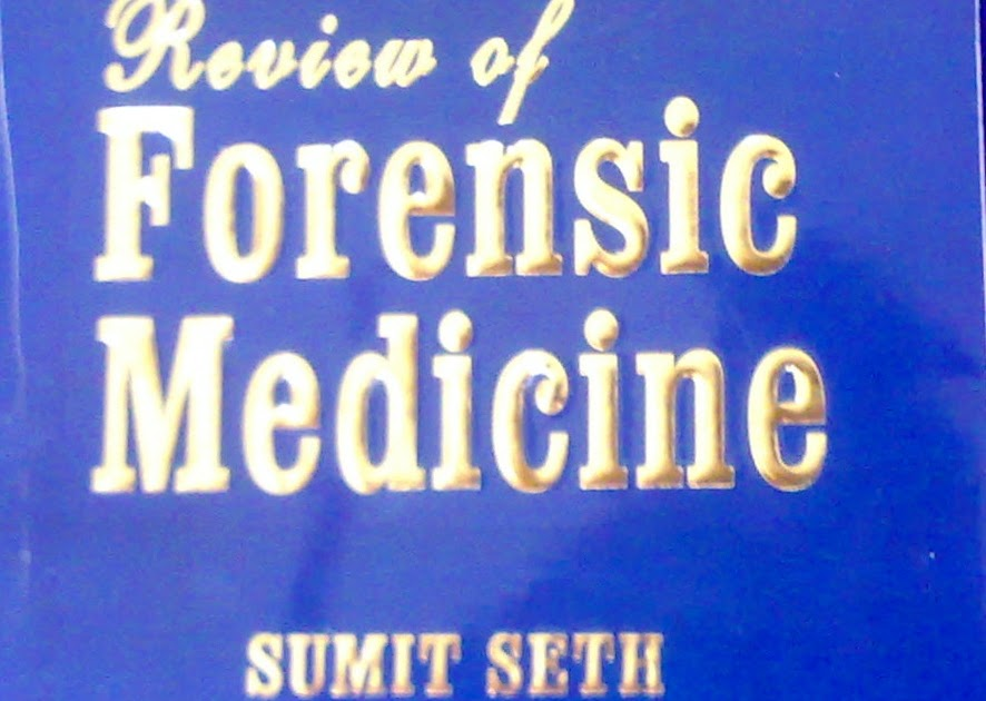 Forensic medicine mcq download free