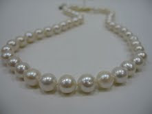 Louis Anthony Jewelers pearl necklace
