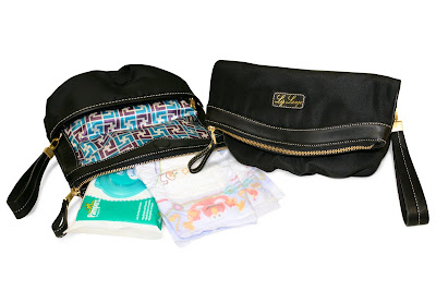 Pampers-coupons, diaper-purse