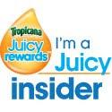 Tropicana Juicy Rewards Insider