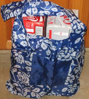 Reusable shopping bags, Tucker Bags