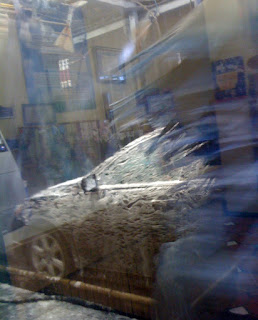 inside carwash