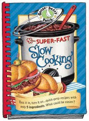 Gooseberry Patch Super Fast Slow Cooking Cookbook Review and Giveaway