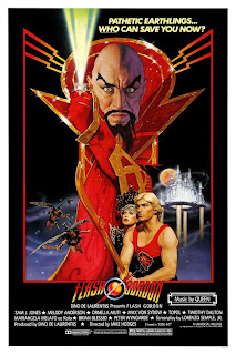 Flash Gordon dirigida por Mike Hodges