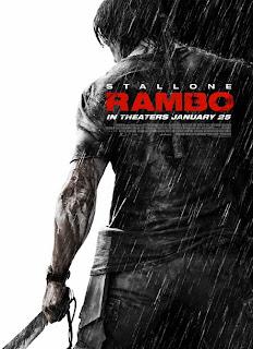 Rambo dirigida por Sylvester Stallone
