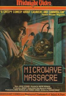 La masacre del microondas dirigida por Wayne Berwick