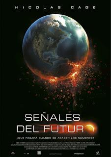 Señales del futuro dirigida por Alex Proyas