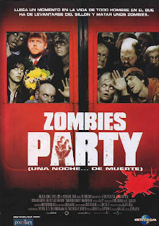 Zombies Party dirigida por Edgar Wright