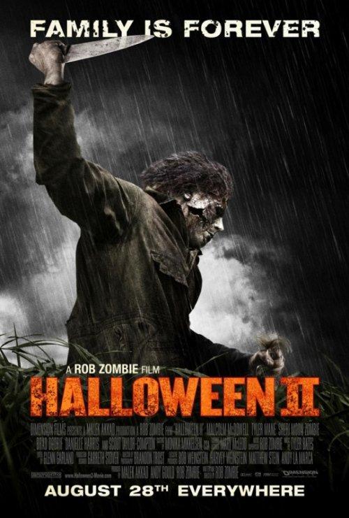 Halloween 2 DVDRip Latino Descargar
