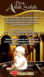 Doa Anak Mu Wahai Ibu & Ayah