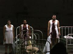 """El matadero.5: Aullido"" Performance 7-02-08"