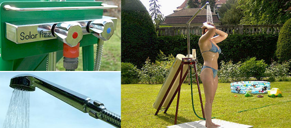 Fisica moderna duchas solares fizzduchas solares fizz for Duchas solares para piscinas