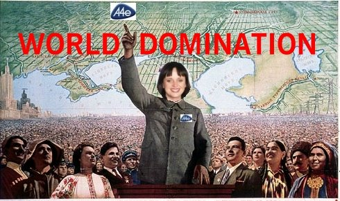 A4e World Domination