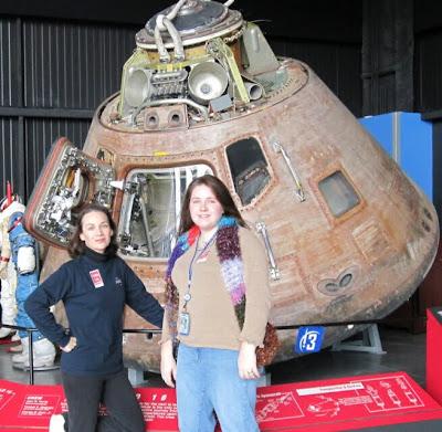 Apollo 16 Capsule