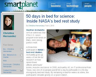 NASA Study on Smart Planet