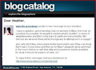 BlogCatalog Community