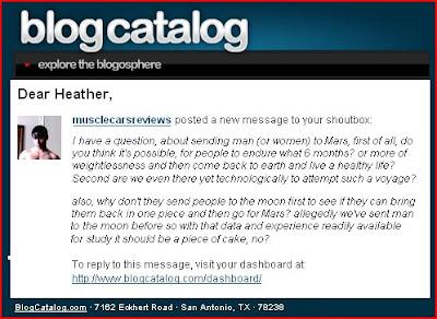 BlogCatalog Community