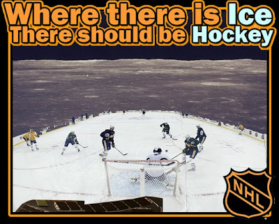 NHL On The Moon
