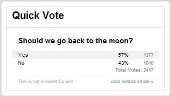 Moon Poll