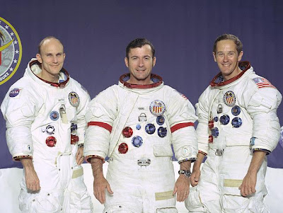 Apollo 16 Crew