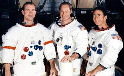 Apollo 15 Crew