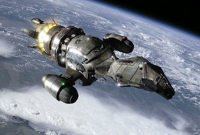 Science Fiction SpaceCraft