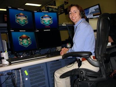 Liz Warren, ISS MCC