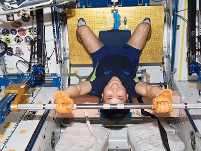 Astronaut Slideshow