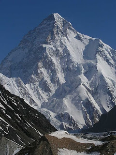 K2 Mountain Vs Everest ... Due to precipitation, for a few weeks, K2 is taller than Mt. Everest