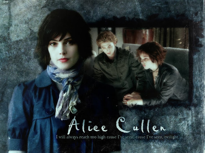 Alice Cullen and Jasper Hale Love story